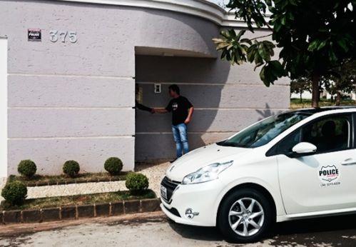 Monitoramento de Alarmes em Uberlândia - MG | Police Security